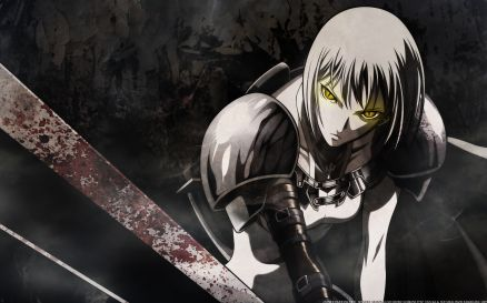 Claymore Anime Wallpaper
