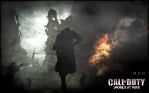 Call Duty: World At War