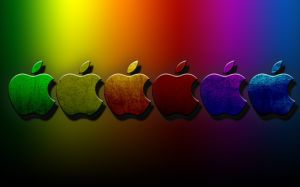 Colorful Apple Images