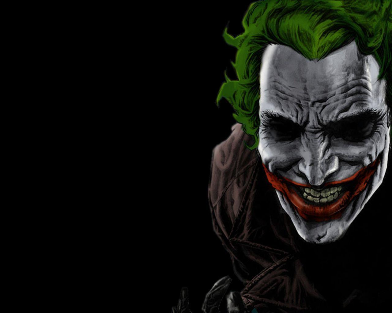 Joker Why So Serious Drawings Wallpaper Widescreen Cool HD