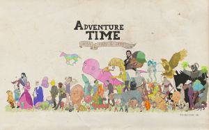 Pictures Of Adventure Time