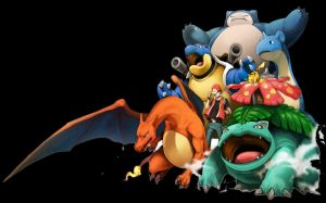 Wallpaper Pokemon