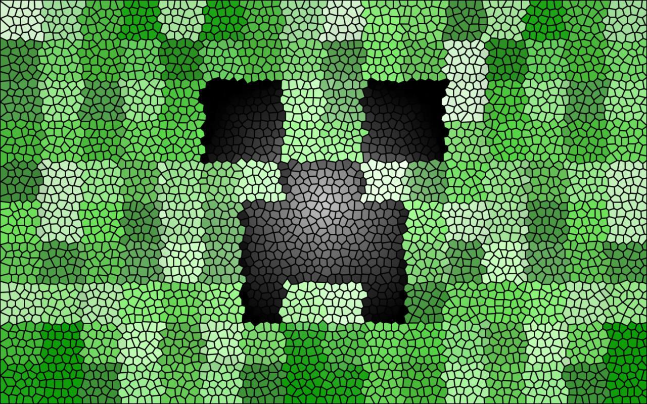 Creeper Minecraft Cover, Creeper Minecraft Wallpapers - Fidda Freed