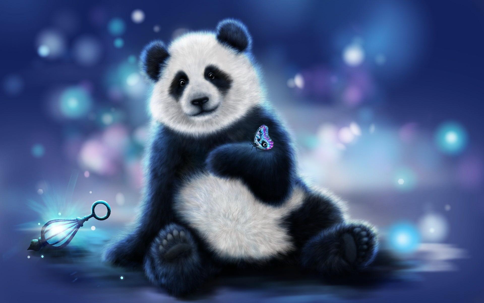 Mobile Cartoon Panda Pictures Full Hd