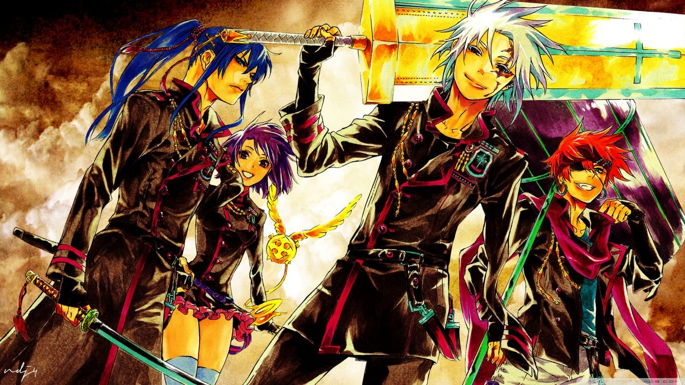 High Definition D Gray Man Wallpaper Hqfx Pic