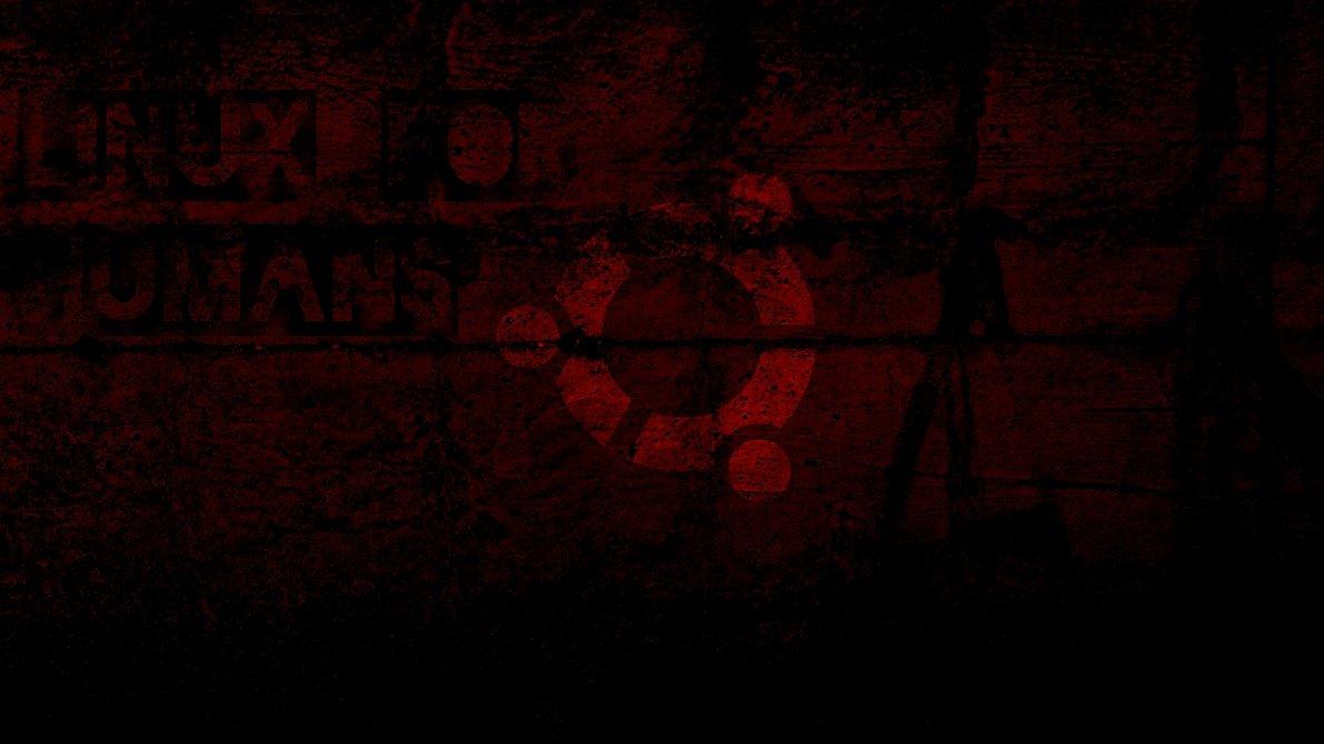 Preview Dark Ubuntu Pic By Iwan Cotty