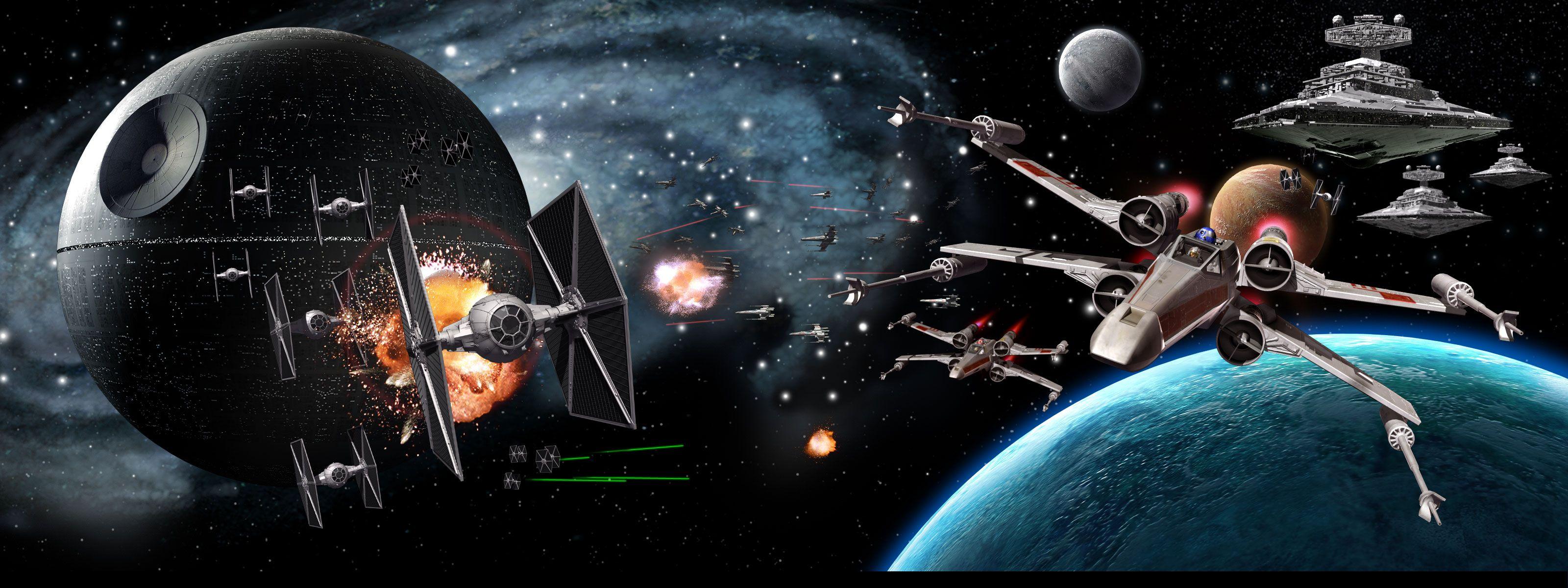 death star background 005