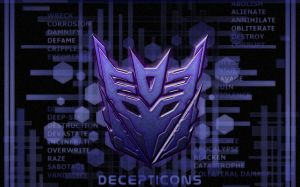 Decepticon Logo Wallpaper HD