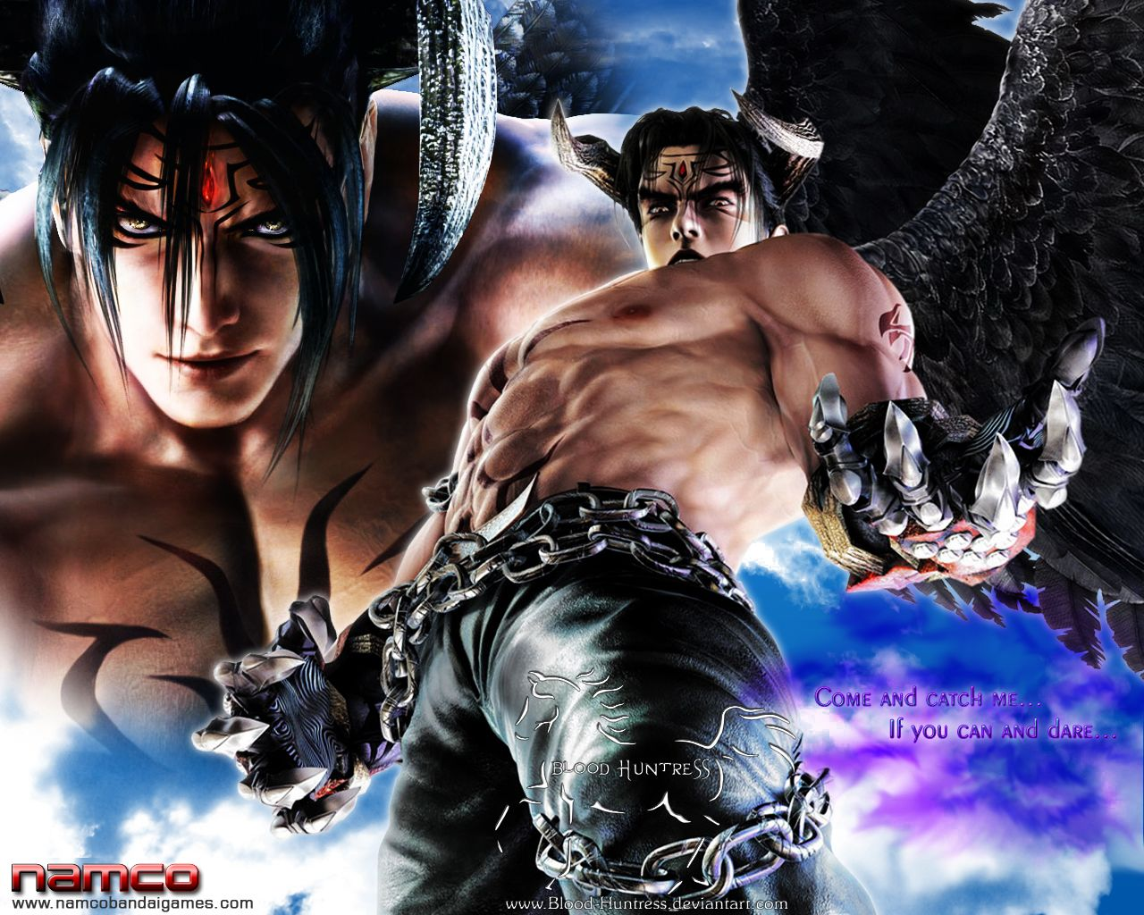 Devil Jin 3d Wallpaper The Galleries Of Hd Wallpaper
