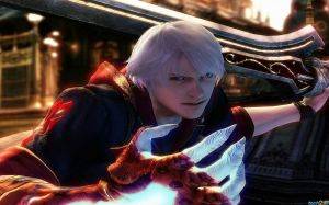 Pictures Of Devil May Cry 4