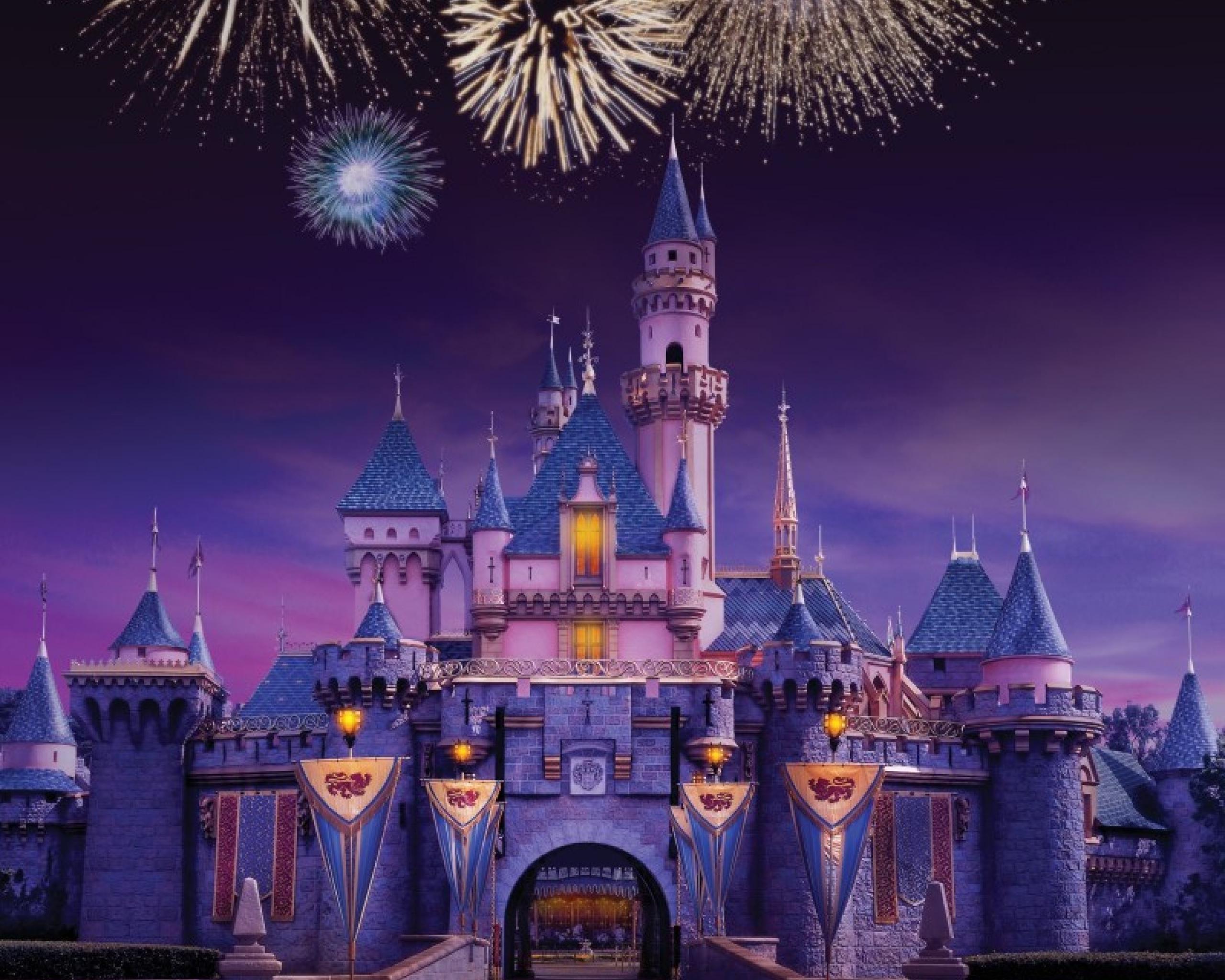 Disney World - High Definition Background