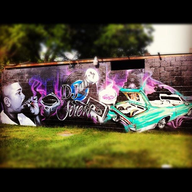 DJ Screw Wallpaper HD