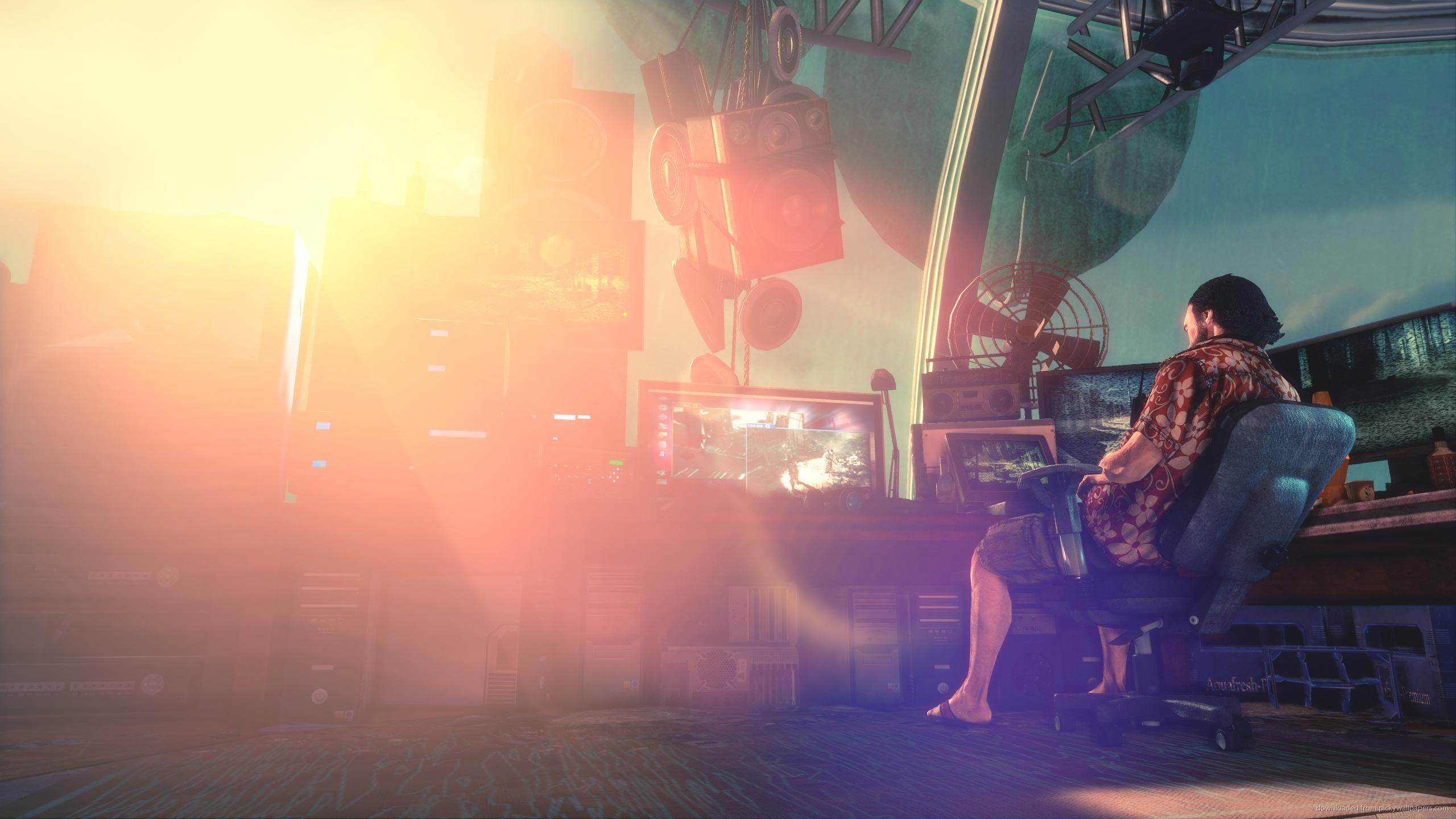 HD DJ Shadow 4k Background for PC