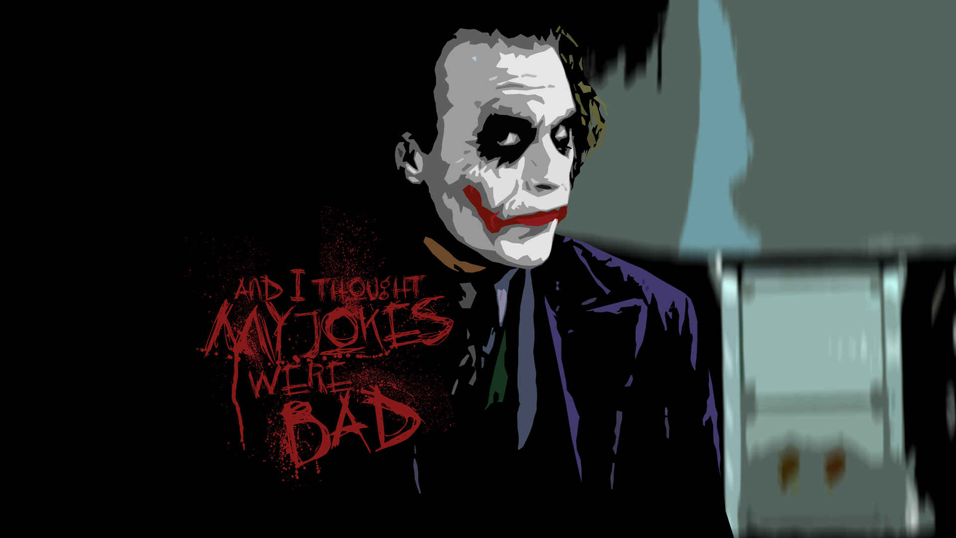 1000 Wallpaper Abyss Joker  Gratis