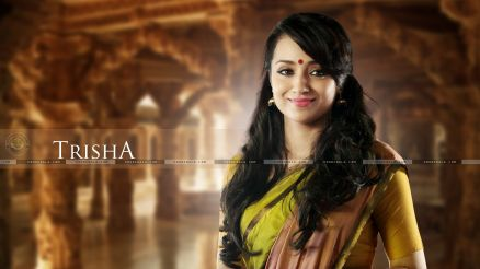 Wallpaper Trisha