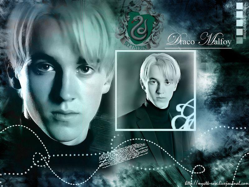 Stunning Draco Malfoy Background