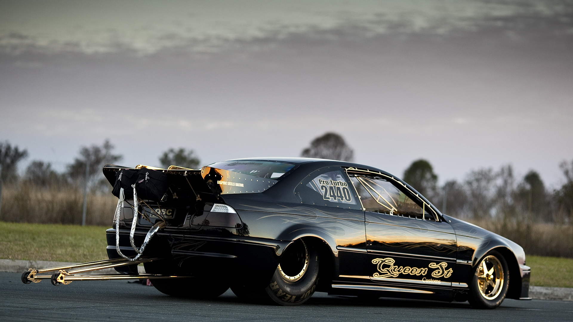 PC Drag Racing Wallpapers, Eugenia Colledge