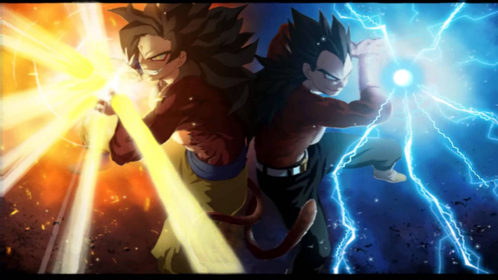 30 Pictures In High Quality - Dragon Ball Z 3D by Basma