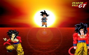 Dragon Ball Z GT Pictures