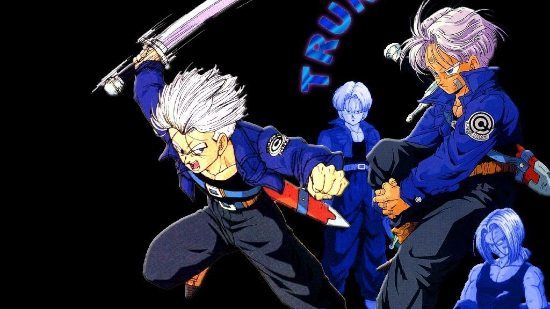 Dragon Ball Z Trunks Gallery 598254347 Wallpaper For Free New Fhdq Background