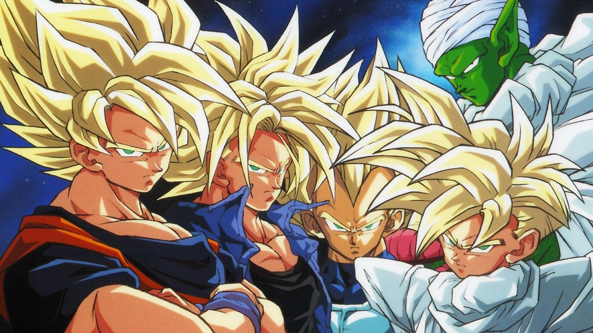 Dragon Ball Z Trunks Gallery 598254347 Wallpaper For Free New