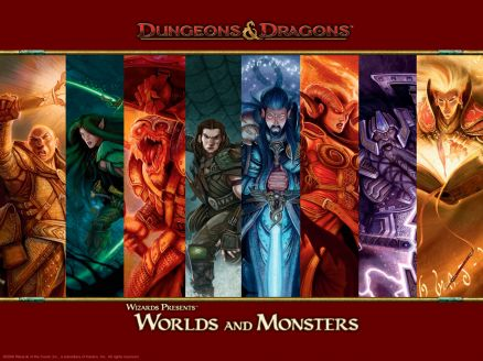 Dungeons And Dragons Wallpaper