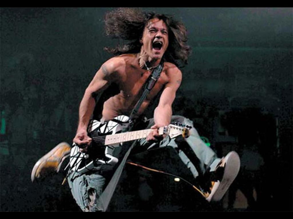 30 Creative Eddie Van Halen Wallpapers in High Quality, Wasylyna Ashfield