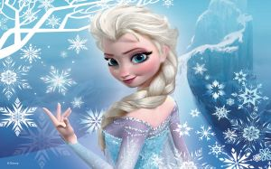 Elsa Frozen Photo