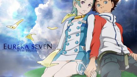 Wallpaper Eureka Seven
