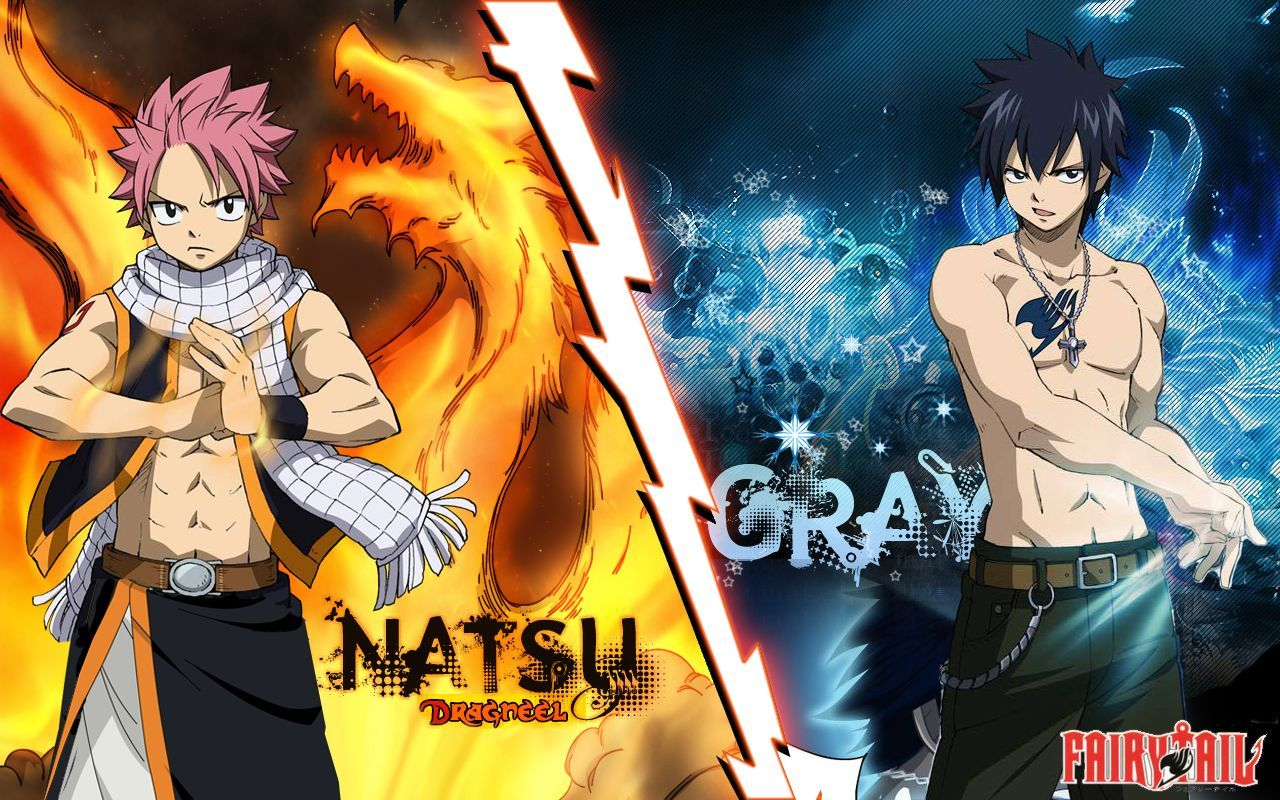 Fairy Tail Anime HDQ Cover Wallpapers For Free
