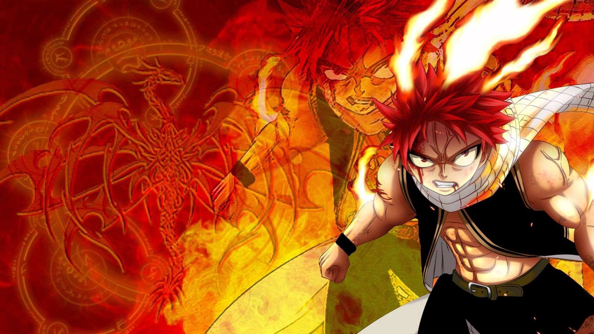 HD Fairy Tail 4k Picture
