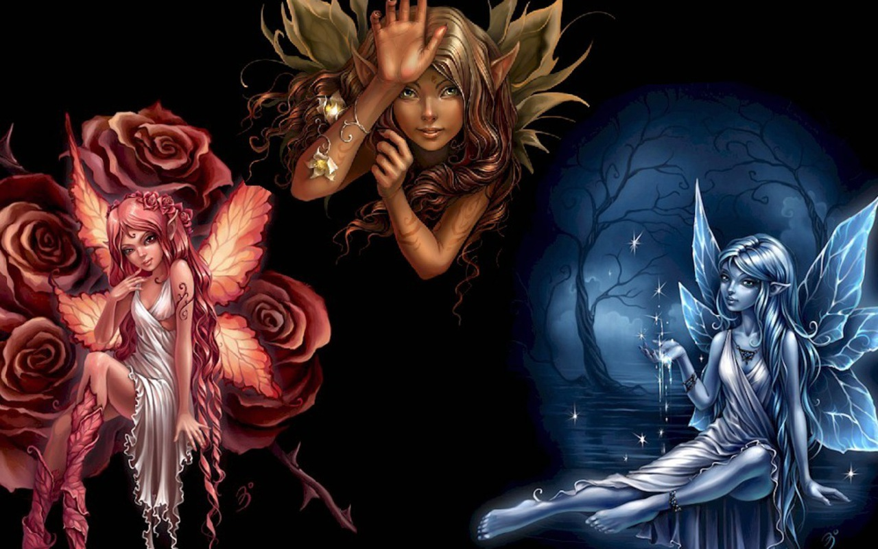 Fantasy Fairy High Resolution Wallpapers For Free
