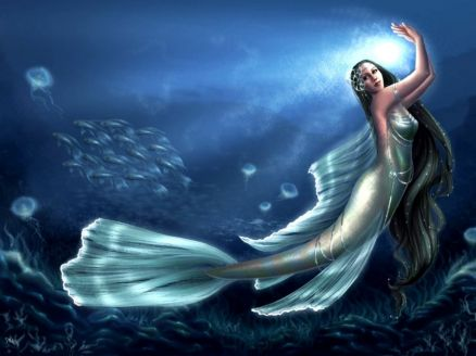 Fantasy Mermaid Wallpaper HD