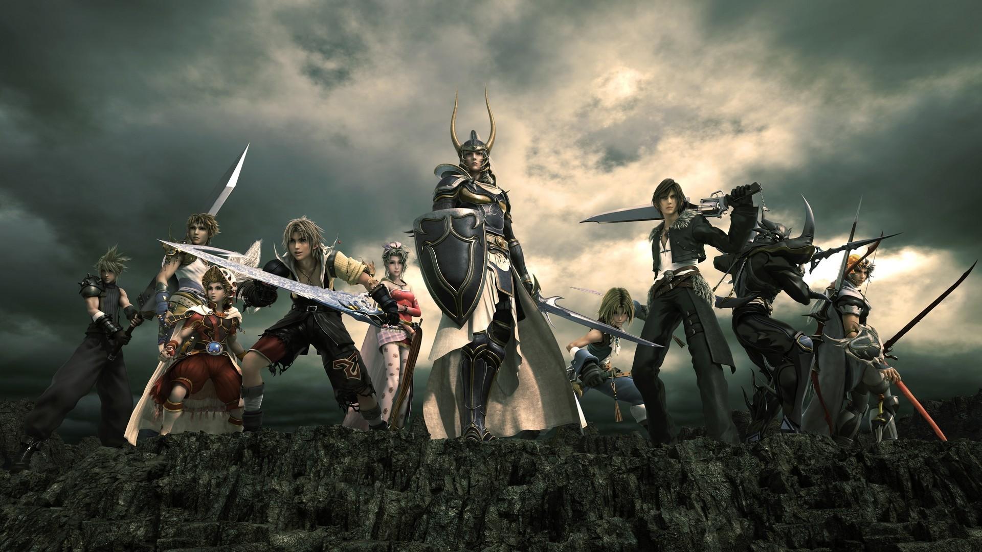 HDQ Pic Final Fantasy Dissidia Lucina Mcall