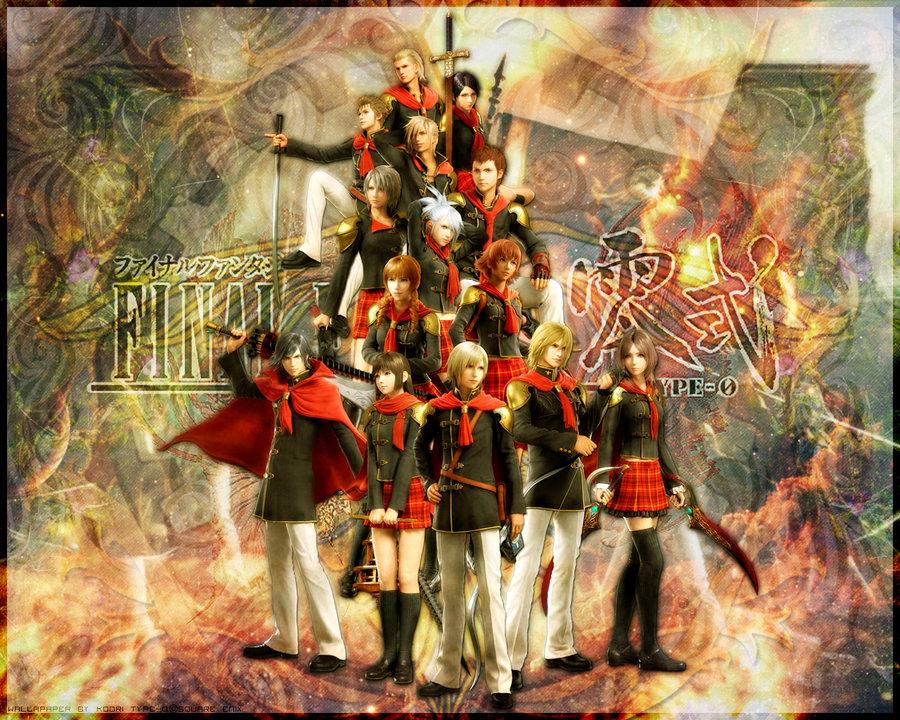 Final Fantasy Type 0 Gadgets Wallpapers Final Fantasy Type