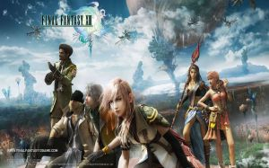 Final Fantasy XIII Photo