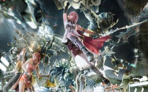 Images Of Final Fantasy XIII
