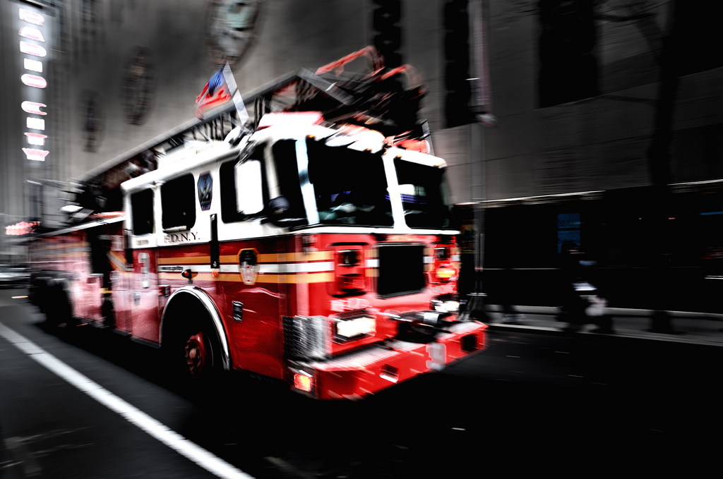 23 Creative Fire Truck Wallpapers In High Quality Caligula