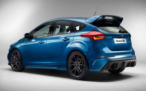 Ford Focus RS Wallpaper
