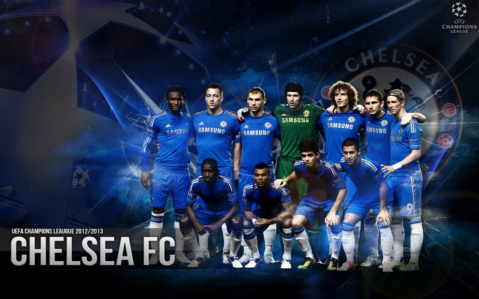 Football Chelsea FC Wallpaper