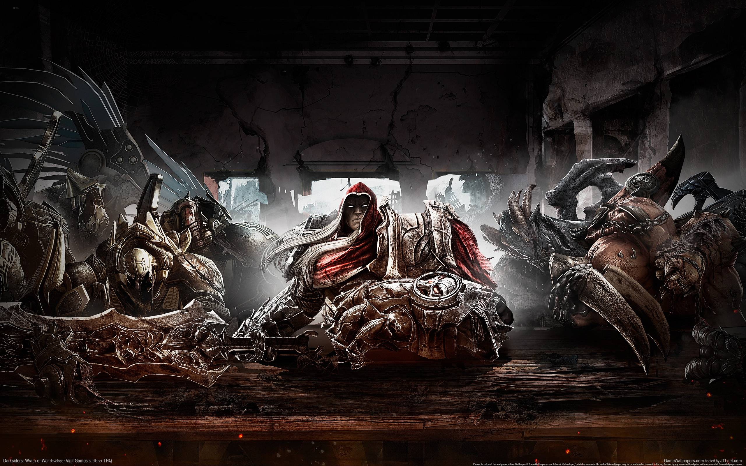 Top The Four Horsemen The Apocalypse Wallpaper In High