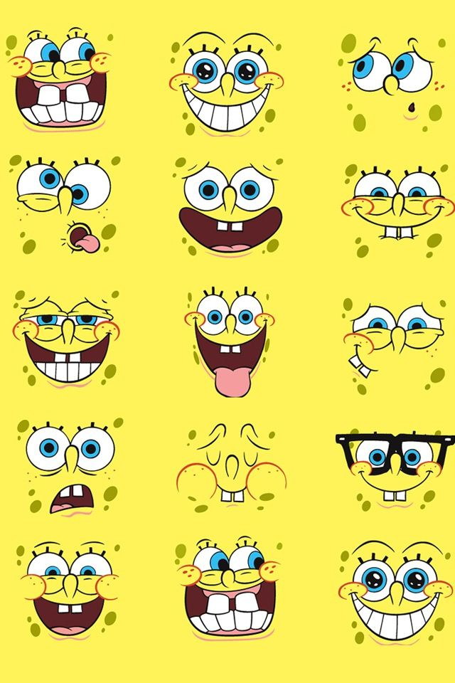 High Definition Creative Funny Spongebob Pictures