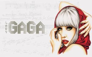 Gaga Wallpaper