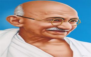 Gandhi Wallpaper
