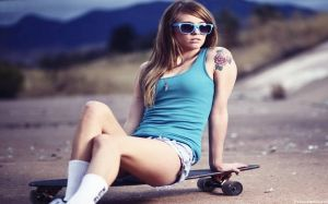Image Girl Skateboards