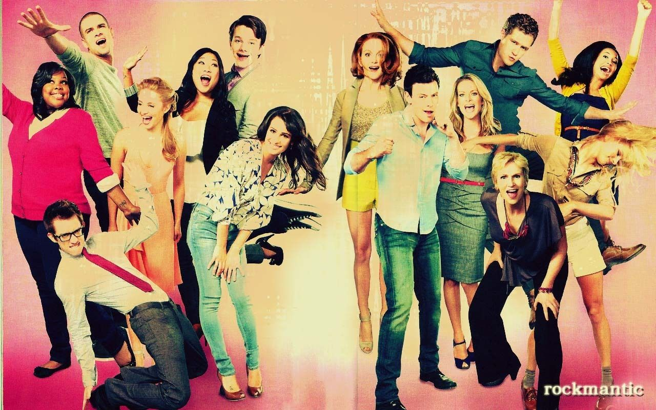 Glee Gallery 541620980 Wallpaper For Free Adorable 100