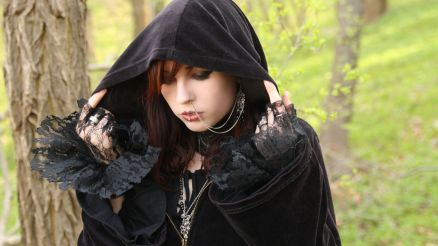 Images Of Goth Girl