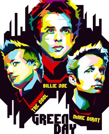 Pictures Of Green Day Dookie