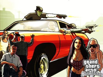 GTA Wallpaper