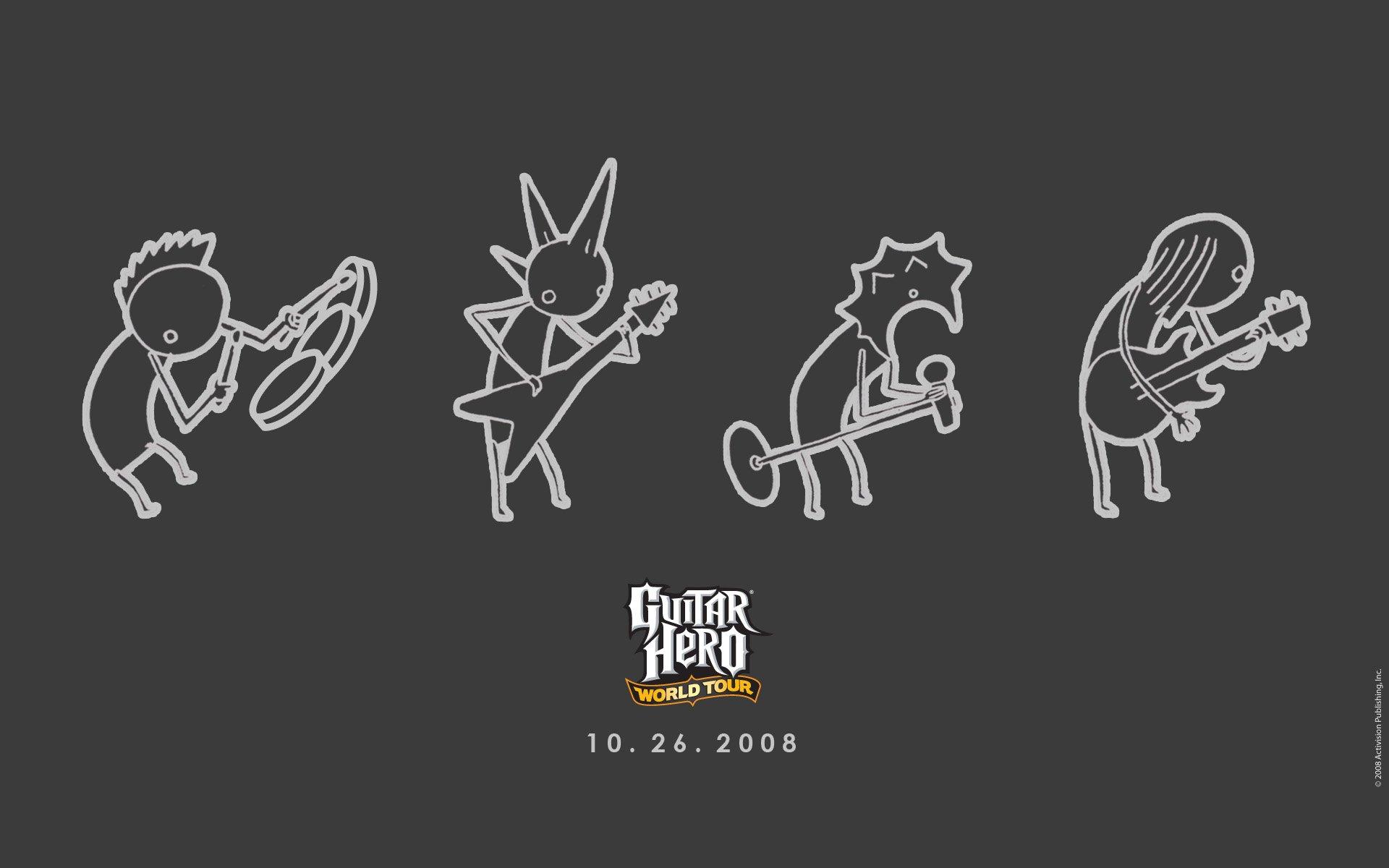 Fine Guitar Hero Images & Wallpapers Dismas Chaimson